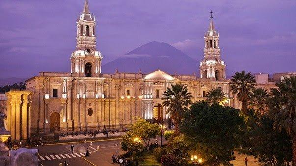 Arequipa es una de las ciudades más `cool` del mundo, según Forbes