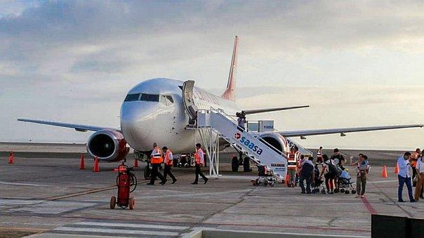 MTC autoriza transferencia de más de 28 millones de soles para aeropuertos de Cusco, Ilo y Moquegua.