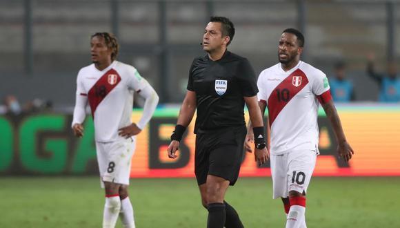 Perú vs. Brasil: casa de apuestas devolverá dinero por mal arbitraje de Julio Bascuñán