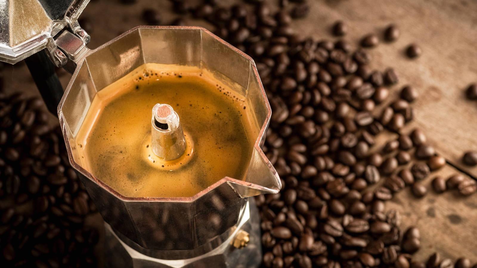 Mini curso de extracción de café en Moka Italiana!