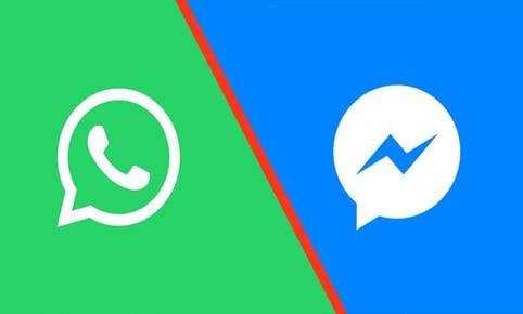 WhatsApp y Facebook Messenger estarán integrados y habrá 'conversaciones cruzadas' [FOTOS]